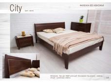 Ліжко Сіті без підніжжя