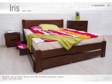 Ліжко Айріс з ящиками